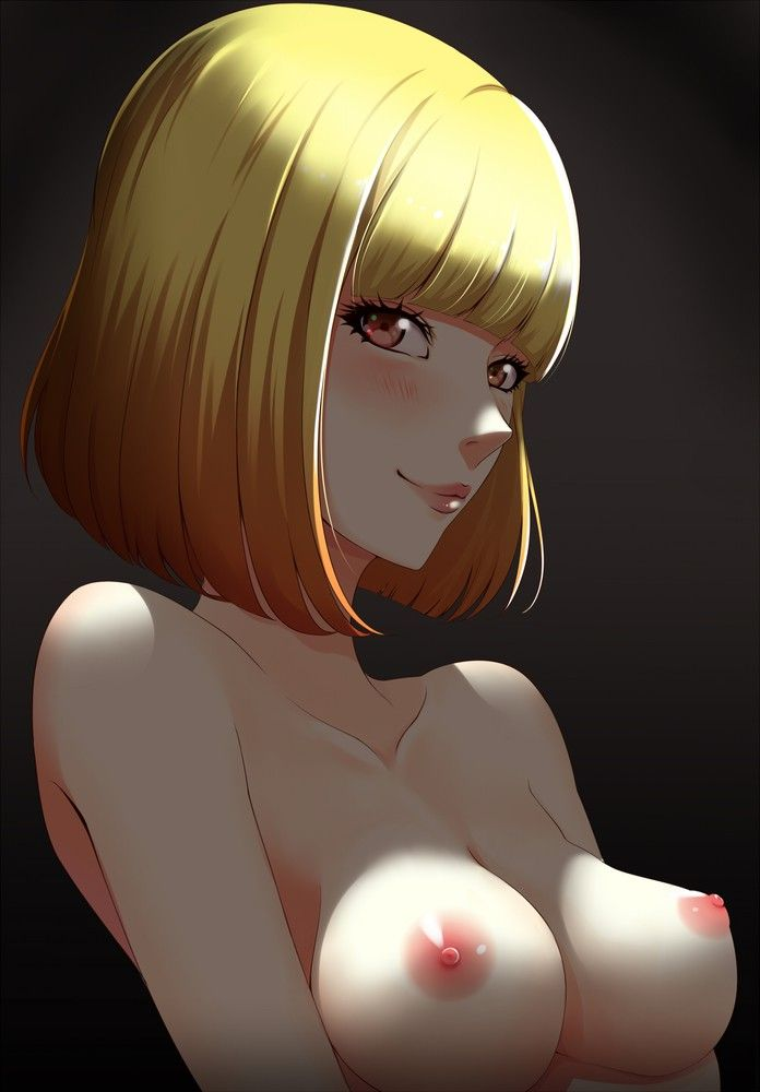 Thirty Blonde Haired Girl Ecchi Hentai Drawings