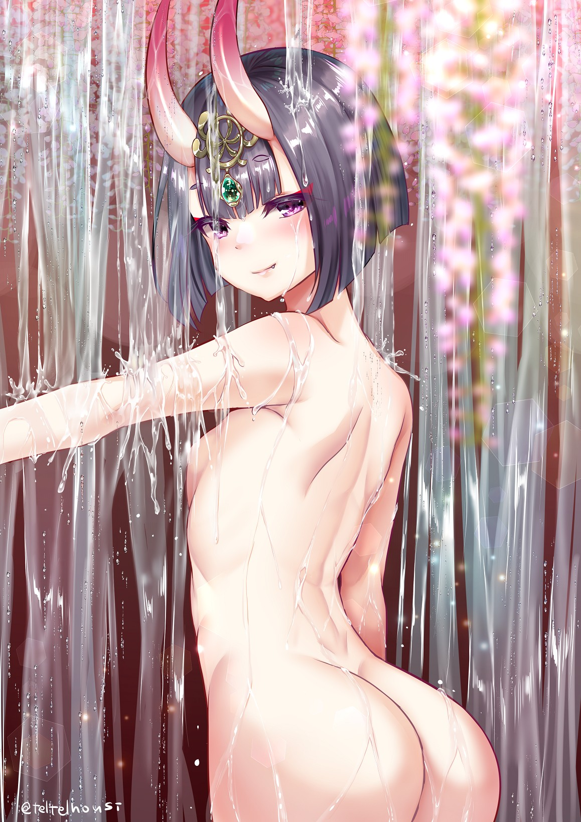 Hentai Pictures Of Shuten Douji From Fate/Grand Order