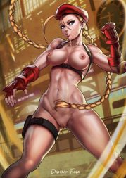 street fighter cammy 11022017 04 scaled