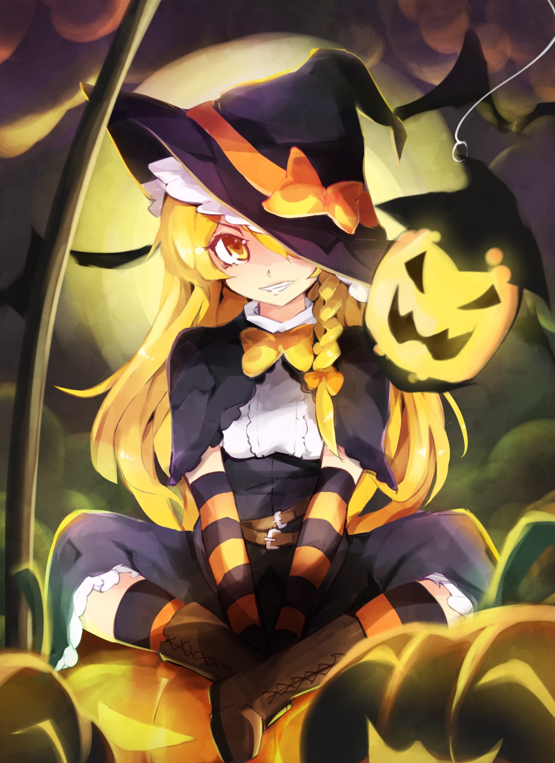 100 Halloween Themed Moe Drawings For October 2018