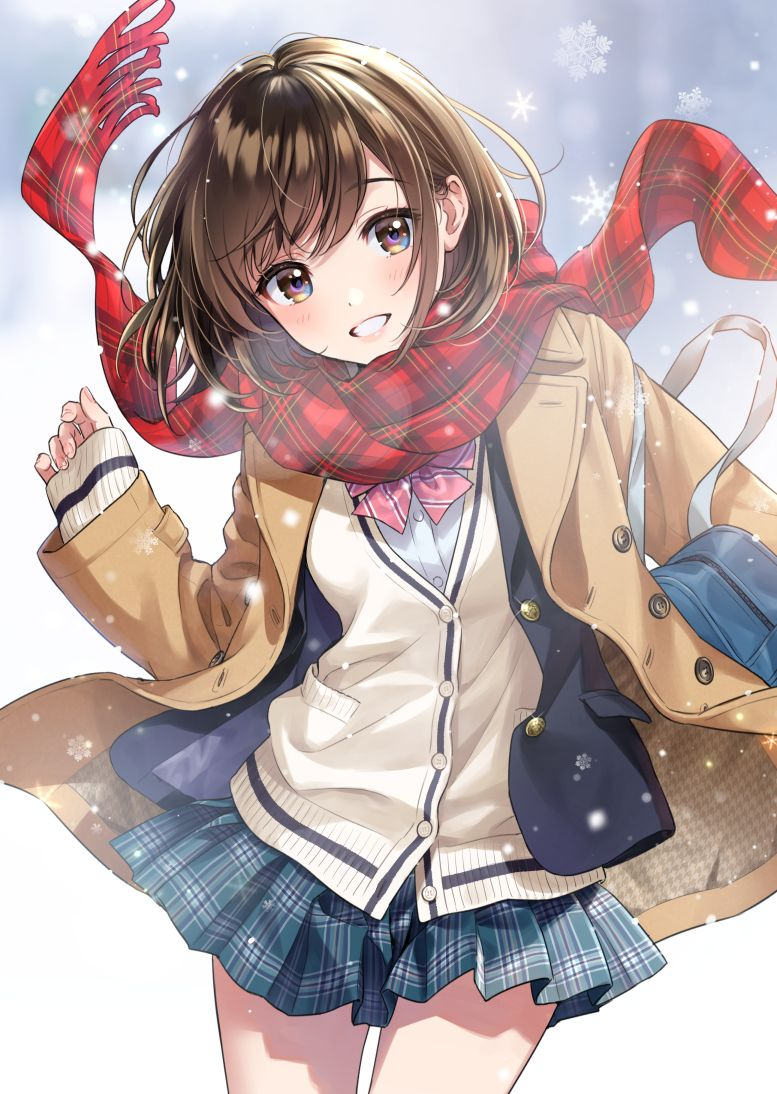 100 Winter Themed Moe Drawings For March 2019