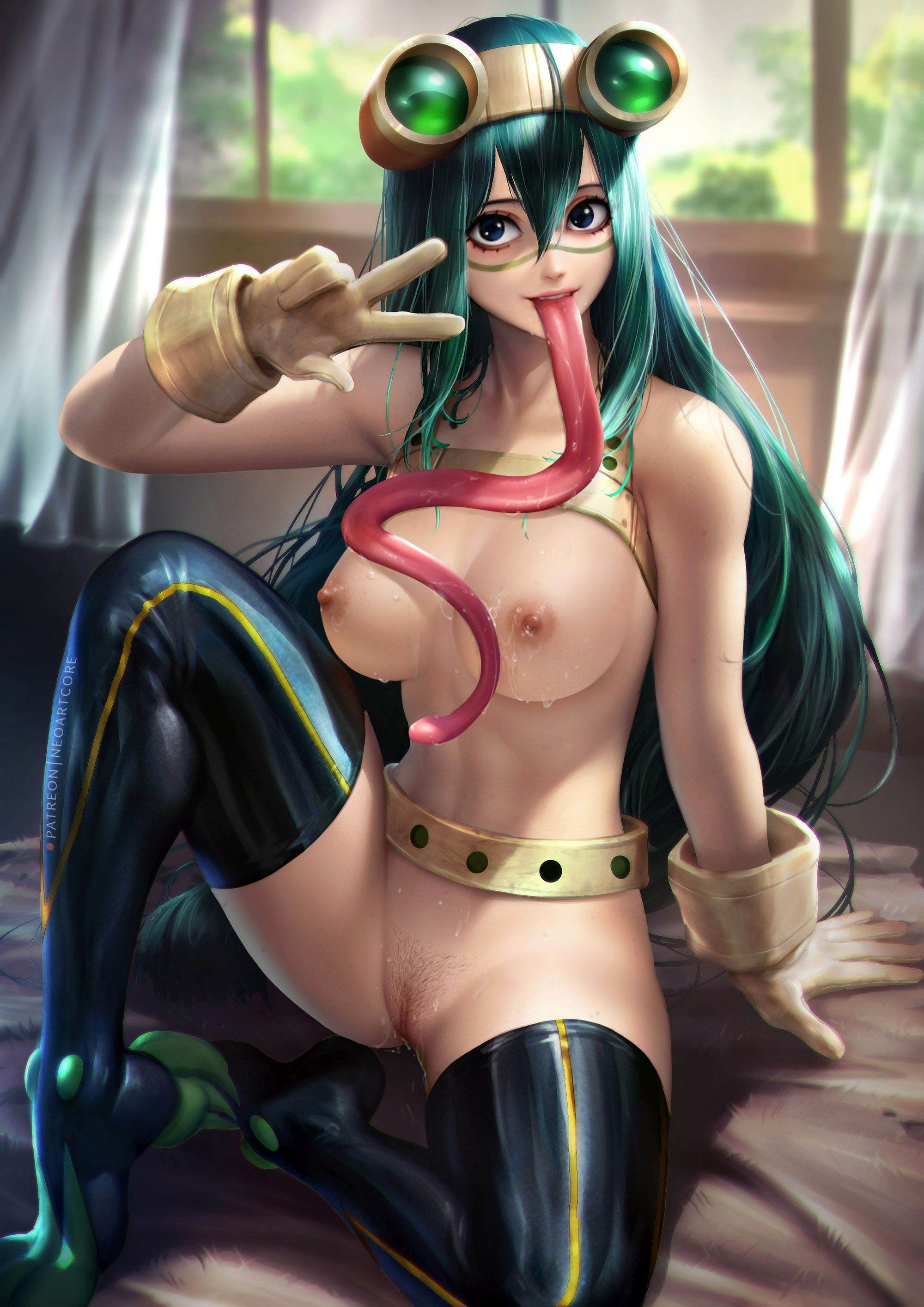 Even More Tsuyu Asui My Hero Academia Hentai