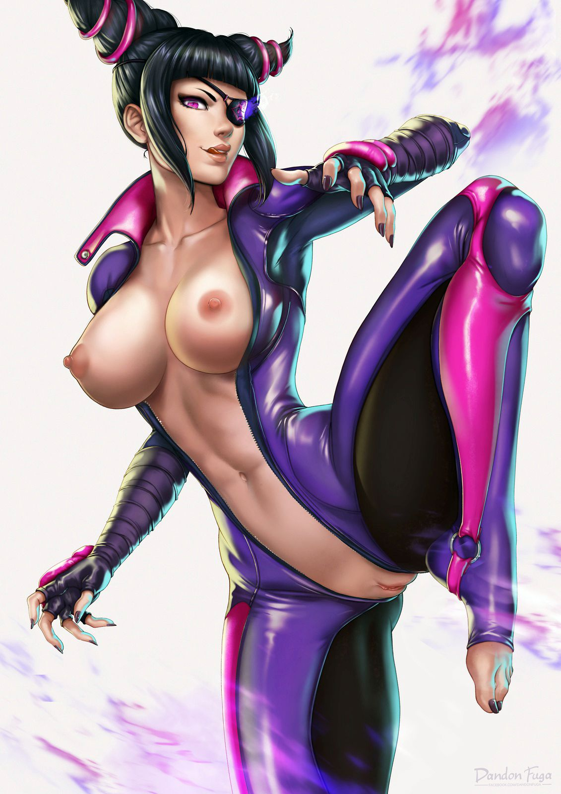Thirty Sexy Girls Of Street Fighter Hentai Drawings