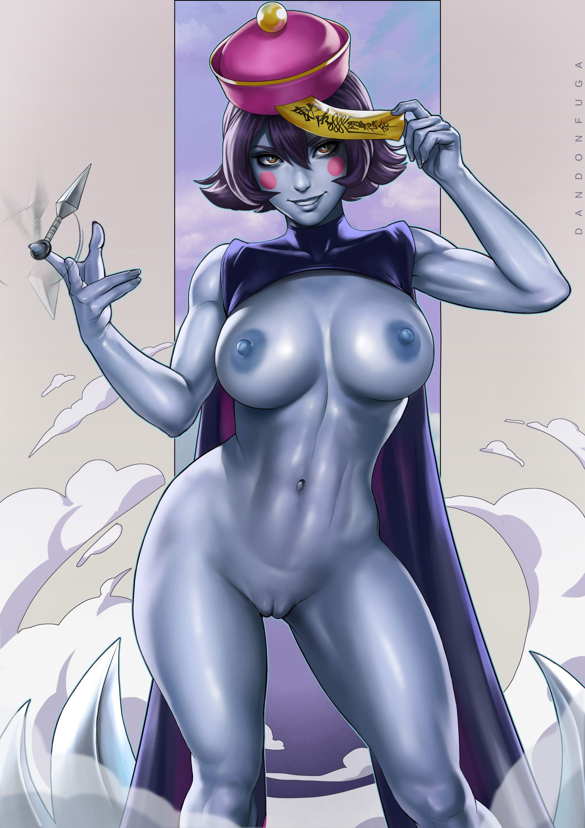 Thirty Hentai Pictures Of Hsien-Ko From Darkstalkers