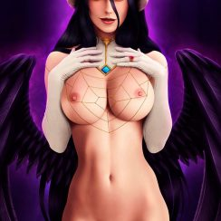 Thirty Hentai Pics Of Albedo From Overlord 26