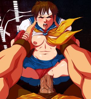 Forty Hentai Street Fighter 25