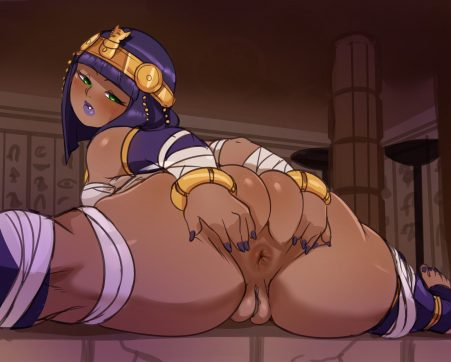 Forty Hentai Street Fighter 8