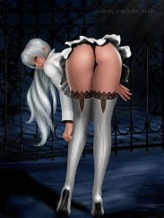 Thirty Hentai Drawings Of Weiss Schnee From RWBY 14