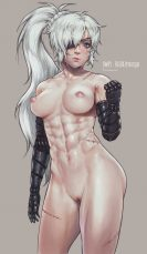 Thirty Hentai Drawings Of Weiss Schnee From RWBY 21