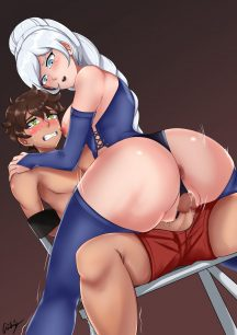 Thirty Hentai Drawings Of Weiss Schnee From RWBY 23 scaled
