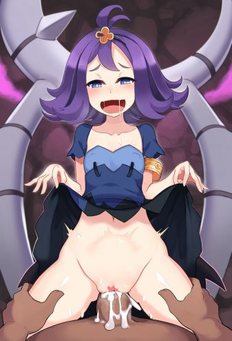 Thirty Hentai Pictures Of Pokemons Acerola 32