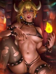 Thirty More Bowsette Hentai Pics From Nintendo Bowser 23 scaled