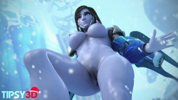 Thirty More Hentai Drawings Of Pharah From Overwatch 4