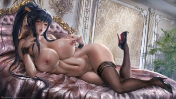 Thirty More Hentai Pics from Akeno Himejima from High School DxD 17 scaled