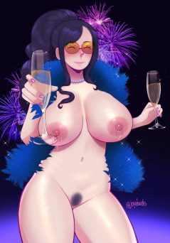 Forty More Hentai Pics Of Nico Robin from One Piece 19