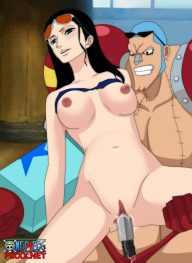 Forty More Hentai Pics Of Nico Robin from One Piece 36