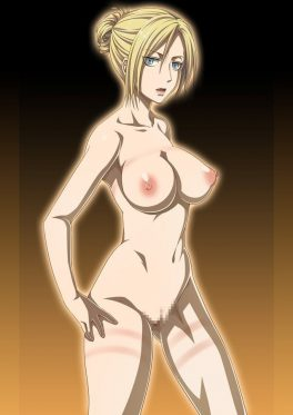 Thirty More Hentai Pics Of Annie Leonhart From Attack on Titan 16