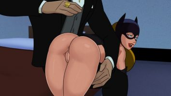 Forty Hentai Pics Of BatGirl From Justice League 23