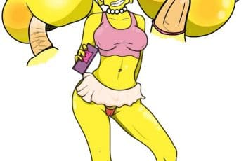 Forty Hentai Pics Of Maggie From Simpsons 1