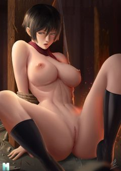 Forty More Hentai Pics Of Mikasa Ackerman from Attack on Titan 33