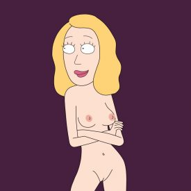Thirty Hentai Pics Of Beth Smith From Rick and Morty 18