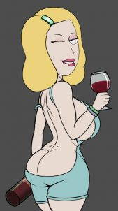 Thirty Hentai Pics Of Beth Smith From Rick and Morty 23