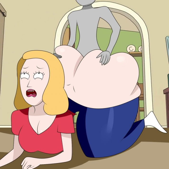 Thirty Hentai Pics Of Beth Smith From Rick and Morty 31