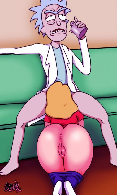 Thirty Hentai Pics Of Beth Smith From Rick and Morty 5
