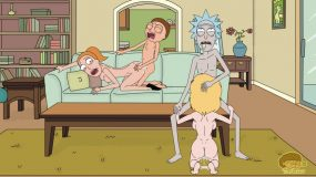Thirty Hentai Pics Of Beth Smith From Rick and Morty 6