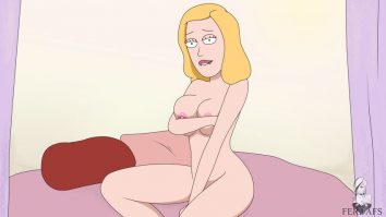 Thirty Hentai Pics Of Beth Smith From Rick and Morty 9