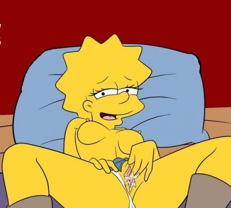 Thirty Hentai Pics Of Lisa From Simpsons 15