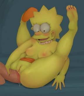 Thirty Hentai Pics Of Lisa From Simpsons 20