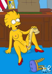 Thirty Hentai Pics Of Lisa From Simpsons 31