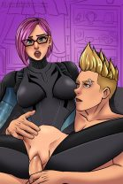 Thirty Hentai Pics Of Lynx From Fortnite 7