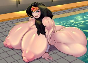 Thirty Hentai Pics Of Wonder Woman From Justice League 1