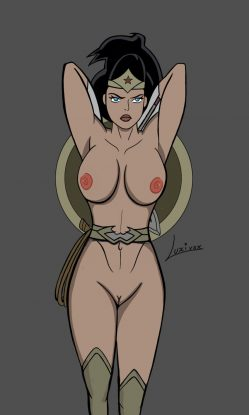 Thirty Hentai Pics Of Wonder Woman From Justice League 26