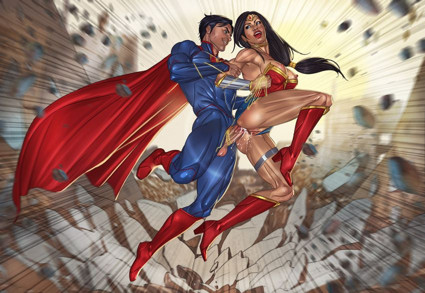 Thirty Hentai Pics Of Wonder Woman From Justice League