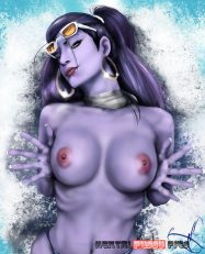 Forty More Hentai Pics Of Widowmaker From Overwatch 10