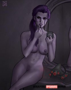 Forty More Hentai Pics Of Widowmaker From Overwatch 14