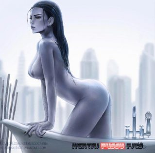 Forty More Hentai Pics Of Widowmaker From Overwatch 17