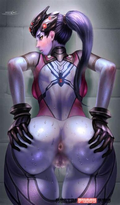 Forty More Hentai Pics Of Widowmaker From Overwatch 18