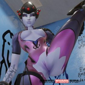Forty More Hentai Pics Of Widowmaker From Overwatch 26
