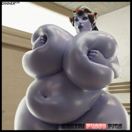 Forty More Hentai Pics Of Widowmaker From Overwatch 32