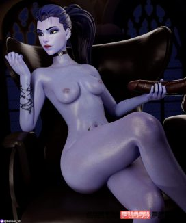 Forty More Hentai Pics Of Widowmaker From Overwatch 40
