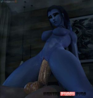 Forty More Hentai Pics Of Widowmaker From Overwatch 6