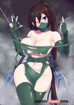 Forty More Hentai Pics Of Akali From League of Legends 37