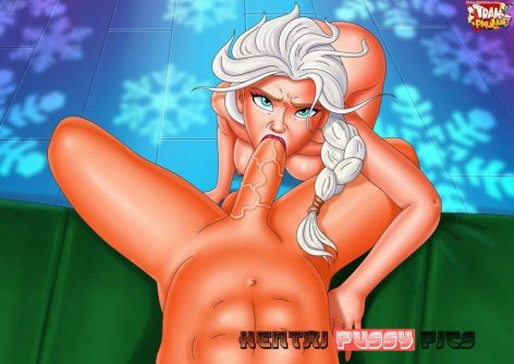 Forty More Hentai Pics Of Elsa from Frozen 21