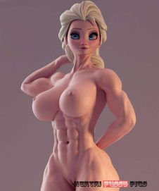 Forty More Hentai Pics Of Elsa from Frozen 8