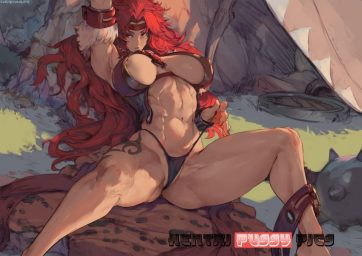 Thirty More Hentai Pics Of Risty From Queens Blade 5