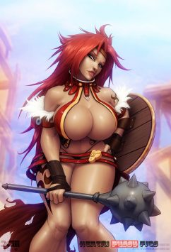 Thirty More Hentai Pics Of Risty From Queens Blade 8